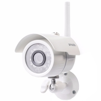 EP Technology Zmodo ZM-W0003 720P HD Wireless Indoor Outdoor IP Network Camera