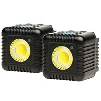 Lume Cube 1500 Lumen Light Two Pack - Black