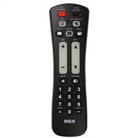 Audiovox Electronics Universal Remote Control for Two Devices