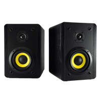 Thonet & Vander Vertrag Bluetooth Bookshelf 2.0 Speakers