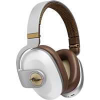 Blue Microphones Satellite Bluetooth Headphones - White