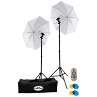 Savage 500 Watt LED Studio Light Kit with Remote