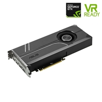 ASUS Turbo Gaming GeForce GTX 1080 Ti Single-Fan 11GB GDDR5X PCIe Video Card