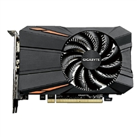 Gigabyte Radeon RX-550 Single-Fan 2GB GDDR5 PCIe Video Card