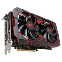 PowerColor Red Devil AXRX Radeon RX 580 Dual-Fan 8GB GDDR5 PCIe Video Card