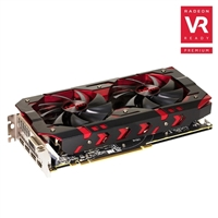 PowerColor Red Devil AXRX Radeon RX-580 Overclocked Dual-Fan 8GB GDDR5 PCIe Video Card