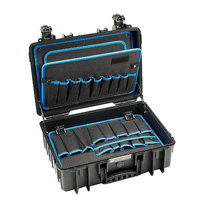 B&W International Jet 5000 Tool Case - Black