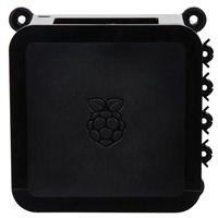 Allied Electronics Quattro Case with Vesa - Black