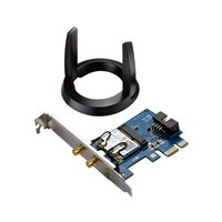 ASUS PCE-AC55BT B1 AC1200 Bluetooth 4.2 Dual Band PCI-Express Adapter