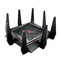ASUS ROG Rapture GT-AC5300 Tri-Band MU-MIMO Wireless AC Router w/ Game Boost Technology and AiMesh Support
