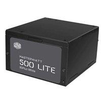 Photo - Cooler Master MasterWatt Lite 500 Watt 80 Plus ATX Power Supply