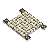 Adafruit Industries DotStar 8x8 Grid - 64 RGB LED Pixel Matrix