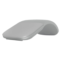 Microsoft Surface Arc Bluetooth Mouse - Light Gray