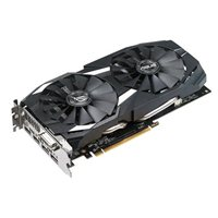 ASUS Radeon RX 580 Overclocked Dual-Fan 8GB GDDR5 PCIe Video Card