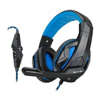Accessory Power ENHANCE GX-H2 Computer Gaming Headset with Noise Isolating Ear Pads