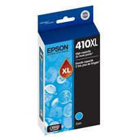 Epson 410XL High-Capacity Cyan Ink Cartridge