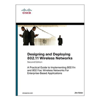 Addison-Wesley Designing & Deploying 802.11 Wireless Networks, 2nd Edition