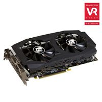 PowerColor Radeon RX 580 Red Dragon Dual-Fan 8GB GDDR5 PCIe 3.0 Video Card