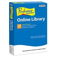 Individual Software Professor Teaches Web – Library