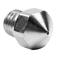 Micro Swiss MK10 Plated Wear Resistant Nozzle for PTFE lined hotend 0.5mm