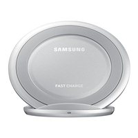 Samsung Fast Charge Wireless Charging Stand - Silver