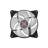 Cooler Master MasterFan Pro 120 Air Pressure RGB POM Bearing 120mm Case Fan