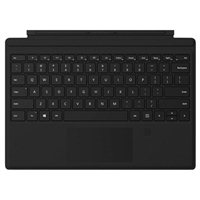 Microsoft Type Cover with Fingerprint ID for Surface Pro - Black