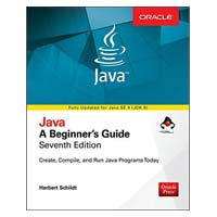McGraw-Hill Java: A Beginner's Guide, 7th Edition