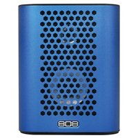 808 Audio SP450BL HEX TLS Bluetooth Speaker in Blue
