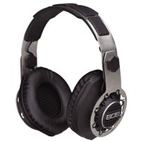 Audiovox Electronics Performer BT Bluetooth Headphones w/ Mic - Black