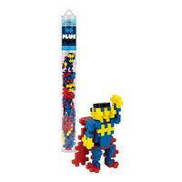 Plus-Plus Mini Maker Tube - Superhero