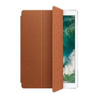 Apple Leather Smart Cover for 12.9-inch iPad Pro - Saddle Brown