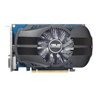 ASUS Phoenix GeForce GT 1030 Overclocked Single-Fan 2GB GDDR5 PCIe Video Card