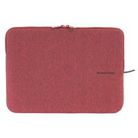 "Tucano USA Melange Second Skin sleeve for MacBook 15"" - Red"