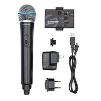 Samson Technologies Go Mic Mobile Handheld Wireless Microphone System