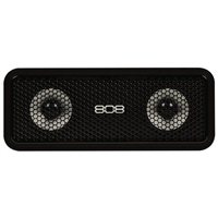 808 Audio LXS Bluetooth Wireless Speaker - Black