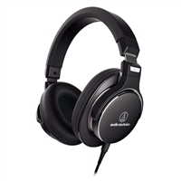 Audio-Technica SonicPro Over-Ear Noise Cancelling Headphones - Black
