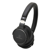 Audio-Technica Wireless On-Ear Headphones - Black