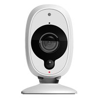 Swann Communications Smart Security Camera: 1080p Full HD Wireless Security Camera with True Detect PIR Heat/Motion Sensor, Night Vision & Audio