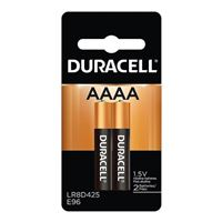 Duracell Ultra AAAA Alkaline Battery - 2 pack