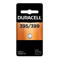 Duracell 395 1.5 Volt Silver Oxide Button Cell Battery - 1 Pack
