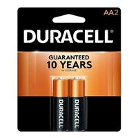 Duracell CopperTop AAA Alkaline Battery - 2 pack