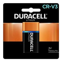 Duracell CR-V3 3 Volt Ultra Lithium Electronics Battery - 1 Pack