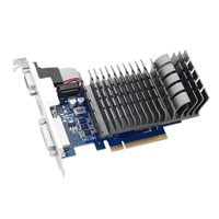 ASUS GeForce GT 710 Low-Profile Passive 2GB GDDR5 PCIe Graphics...