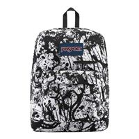 "Jansport Digibreak Laptop Backpack Fits up to 15"" - Black Paintball"