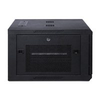 CyberPower Systems 6U Carbon Wall Mount Enclosure - Black