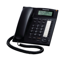 Panasonic Integrated Phone System with 10 One-Touch Dialer Stations