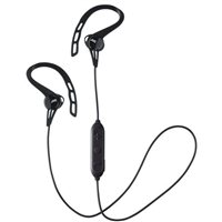 JVC Sport Bluetooth Wireless Ear Clip Earbuds - Black