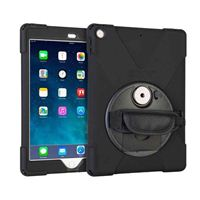 "The Joy Factory aXtion Bold MP Case for iPad 9.7"" 5th Gen - Black"
