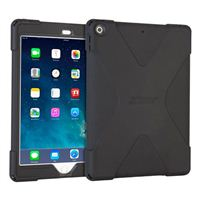The Joy Factory aXtion Bold Water-Resistant Rugged Shockproof Case with Built-In Screen Protector for iPad 9.7 5th/6th Gen (CWA601)